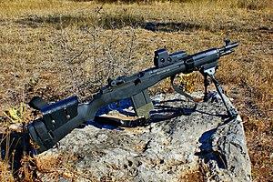 Springfield Armory M1A - A Springfield Armory SOCOM 16