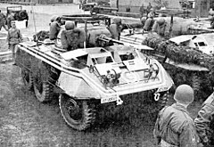 M8 Armored Car Greyhound