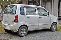 MA34S Suzuki Solio Rear.jpg