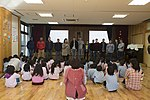 MCAS Iwakuni service members visit preschool teach children English 150113-M-KE800-007.jpg