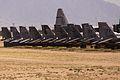 MCD F-15C Eagle U.S. Air Force Tail Line Up. (8852877164).jpg