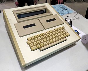 MCM/70 - MCM Model 70 microcomputer, made by Micro Computer Machines, 1974