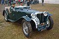 MG - TC Midget - 1946 - 54.4 hp - 4 cyl - Kolkata 2013-01-13 2853.JPG