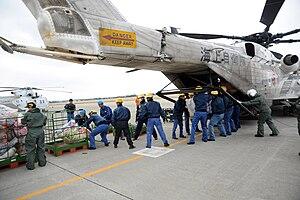 MH-53E at Hachinohe Air Base, -24 Mar. 2011 a.jpg
