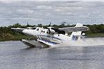 MINISTRO VALAKIVI ENTREGÓ MODERNA FLOTA DE 12 AERONAVES CANADIENSES TWIN OTTER DHC-6 SERIE 400 A LA FUERZA AÉREA DEL PERÚ (19402794120).jpg