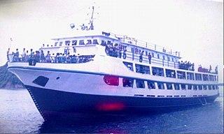 Sinking of MV <i>Teratai Prima</i>