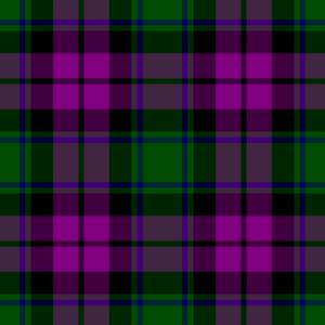 Clan Arthur - Image: Mac Arthur of Milton Hunting tartan