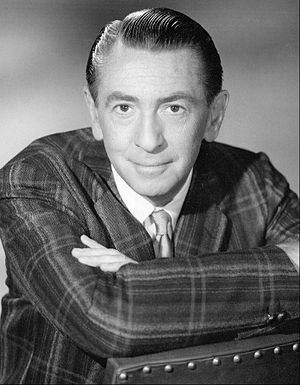 Daytime Emmy Award for Outstanding Lead Actor in a Drama Series - Macdonald Carey won two from three nominations for his role as Tom Horton on Days of Our Lives.