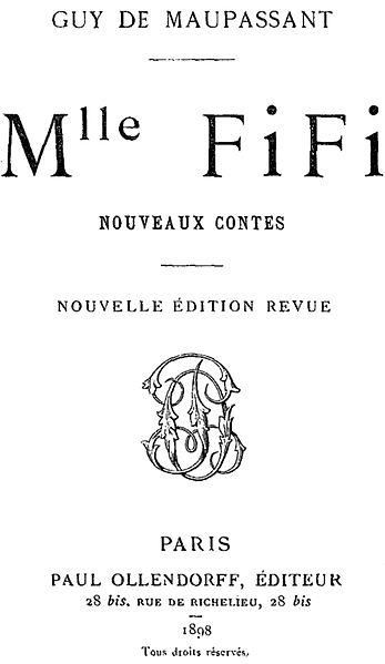 Arquivo: MademoiselleFifi.jpg