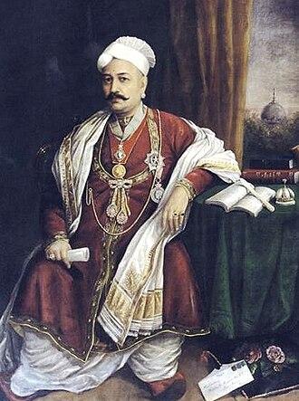 Deshastha Brahmin - T. Madhava Rao (born 1828, died 4 April 1891), a descendant of Deshastha Brahmins with the last name Tanjavarkar or Thanjavurkar