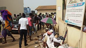 Islam in Ghana - Muslims in Madina