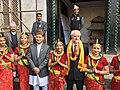 Madrid y Katmandú institucionalizan sus relaciones en un memorando de colaboración 01.jpg