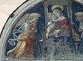 Maestro degli argonauti, madonna col bambino e angeli della lunetta di via romana, 1480 ca. 02.JPG