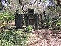 Magnolia Lane Plantation Quarterhouse Wall 2.JPG