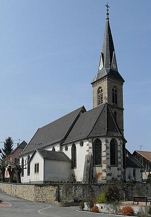 Magstatt-le-Bas - Saint-Michel Church