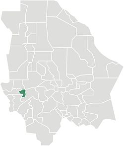 Municipality of Maguarichi in Chihuahua