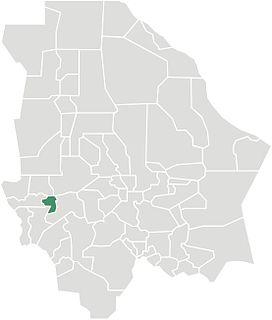 Maguarichi Municipality Municipality in Chihuahua, Mexico