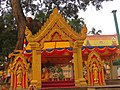Mahabodhi temple and around IRCTC 2017 (88).jpg