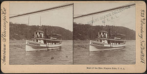 Maid Of The Mist History | RM.