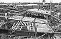 Main Auditorium Under Construction - Convention Centre Complex - Science City - Calcutta 1994 398.JPG