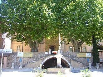 Barjols - Maison Régionale de l'eau