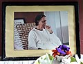 Makarand Dave - Photo placed at Nandigram Ashram.jpg