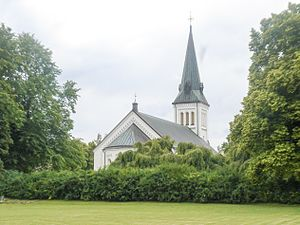 Malexander Church - Image: Malexander kyrka