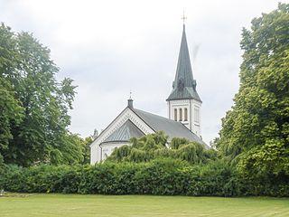 Malexander Place in Östergötland, Sweden