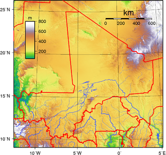 Mali Topography.png