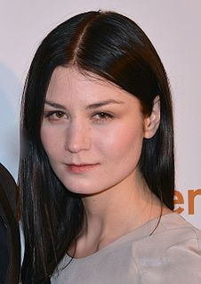 Malin Buska Swedish actress