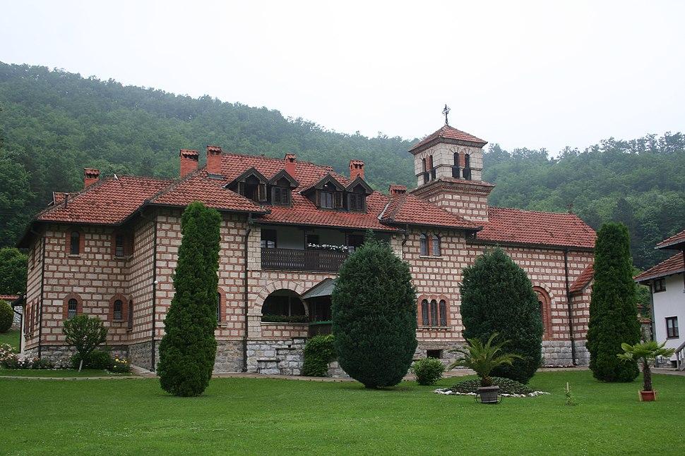 Manastir Ćelije 049