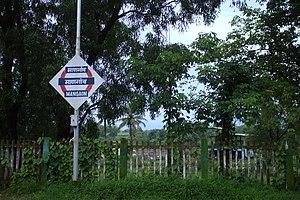 Mangaon - Image: Mangaon, nádraží