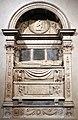 Maniera del rossellino, monumento funebre di simone graziani, 1510 circa 01.JPG