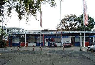 Eisstadion am Friedrichspark