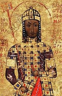 Manuel I Komnenos Emperor and Autocrat of the Romans