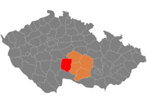 Map CZ - district Pelhrimov.PNG