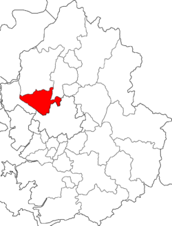 Location of Goyang