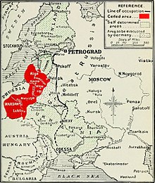 Treaty of BrestLitovsk Wikipedia