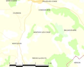 Montigny l s cond wikipedia - Montigny les cormeilles code postal ...