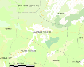 Map commune FR insee code 11435.png