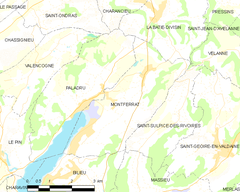 Map commune FR insee code 38256.png