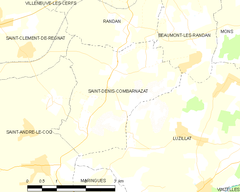 Map commune FR insee code 63333.png