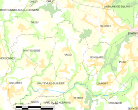 Map commune FR insee code 74292.png