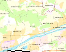 Map commune FR insee code 78327.png