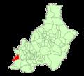 Map of Alcolea (Almería).png