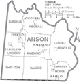 Map of Anson County North Carolina With Municipal and Township Labels.PNG