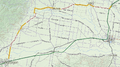 Map of Gippsland Plains Rail Trail Stevage.png
