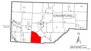 Greenwood Township, Crawford County, Pennsylvania Township in Pennsylvania, United States