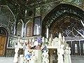 Marble Throne Golestan Palace Tehran 2014.jpg