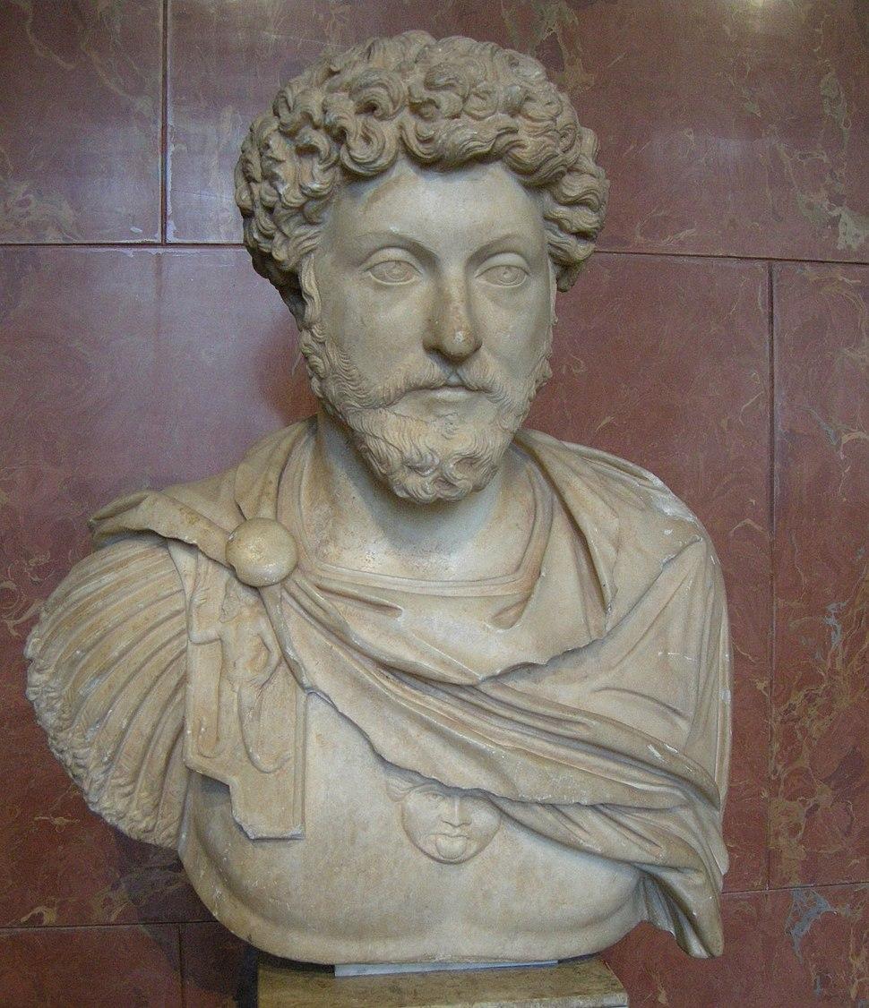Marc'aurelio da probalinthos, 161 dc. circa